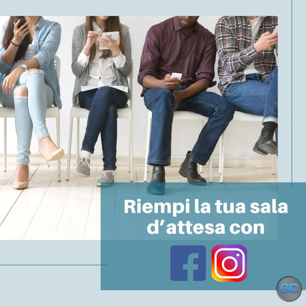 Strategia di Social Media Realizzazione campagna Advertising Giovanni Cardia
