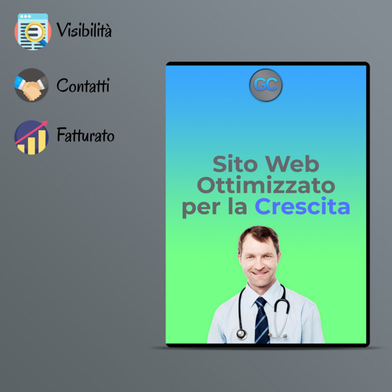 Consulenza Realizzazione Sito Web Ottimizzato per la crescita dello Studio Medico Cagliari Giovanni Cardia