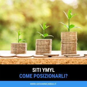 Posizionare SEO i siti YMYL con E-A-T